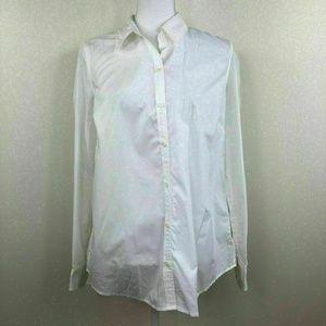 Charter Club Womens Long Sleeve Button Shirt 8